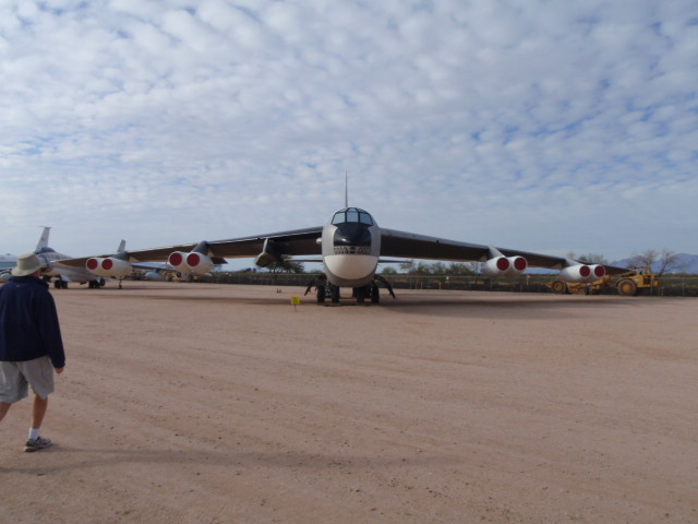 Awesome B52 - another symbol of the cold war